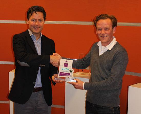 Allsecur winnaar autoverzekering Independer Award 2012