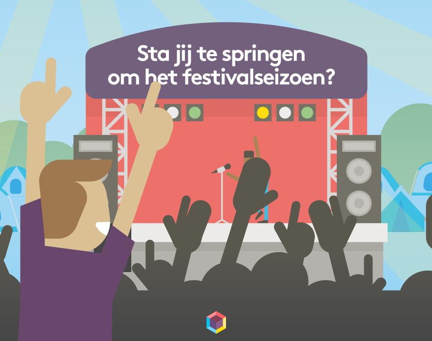 Afbeelding uit het bericht Deze zomer naar een festival? Check je verzekeringen