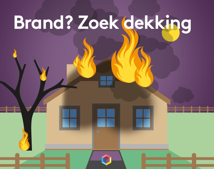 Afbeelding uit het bericht Brandschade: wat is verzekerd op je inboedel- en opstalverzekering?