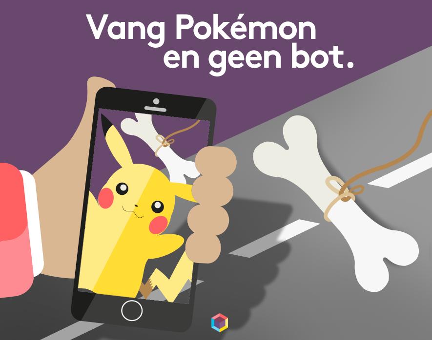 Afbeelding uit het bericht Wat Pokémon Go voor je verzekering betekent