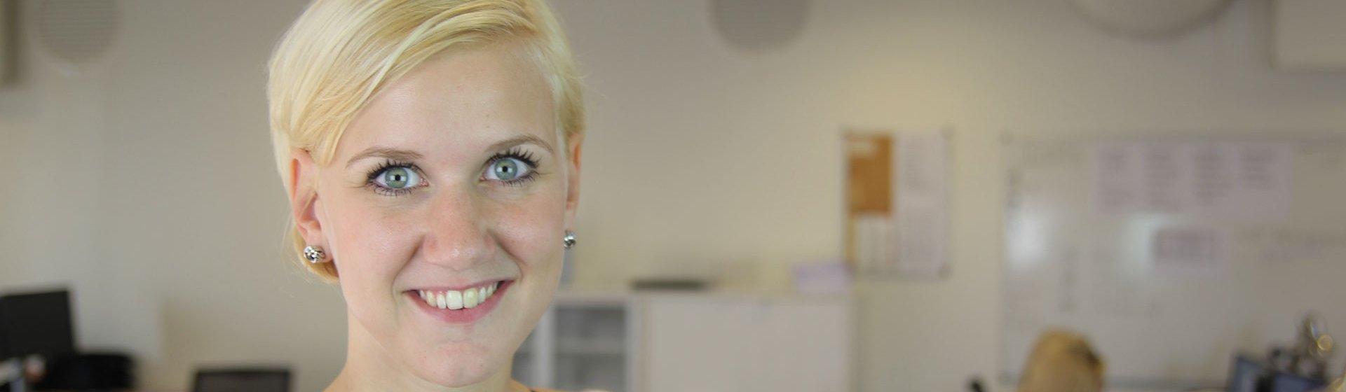 De nieuwe collega van… Annemarie