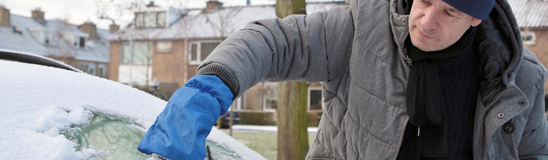 Sneeuwkettingen en winterbanden; weet jij hoe het zit?
