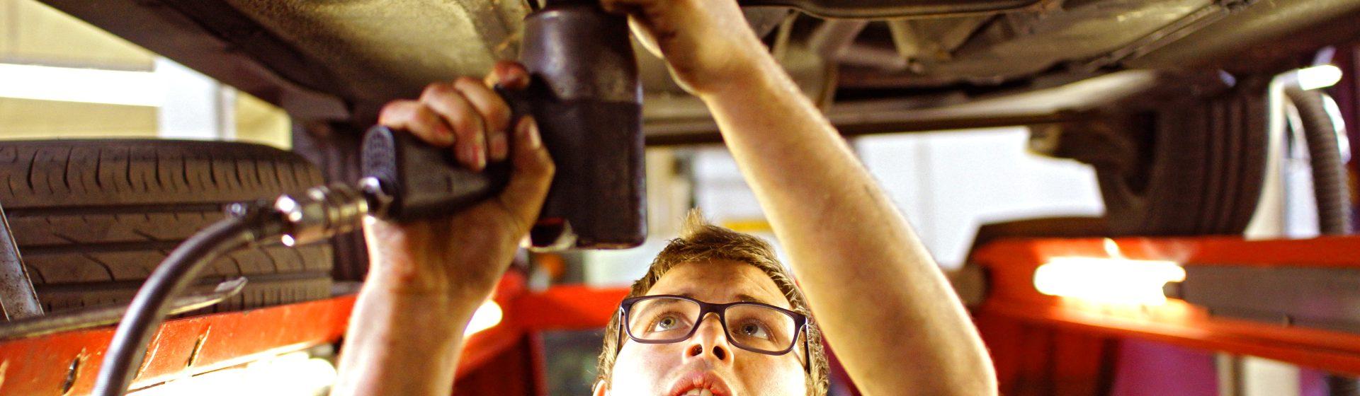 Coen de Ruiter bij BNR over jongeren en autoschades