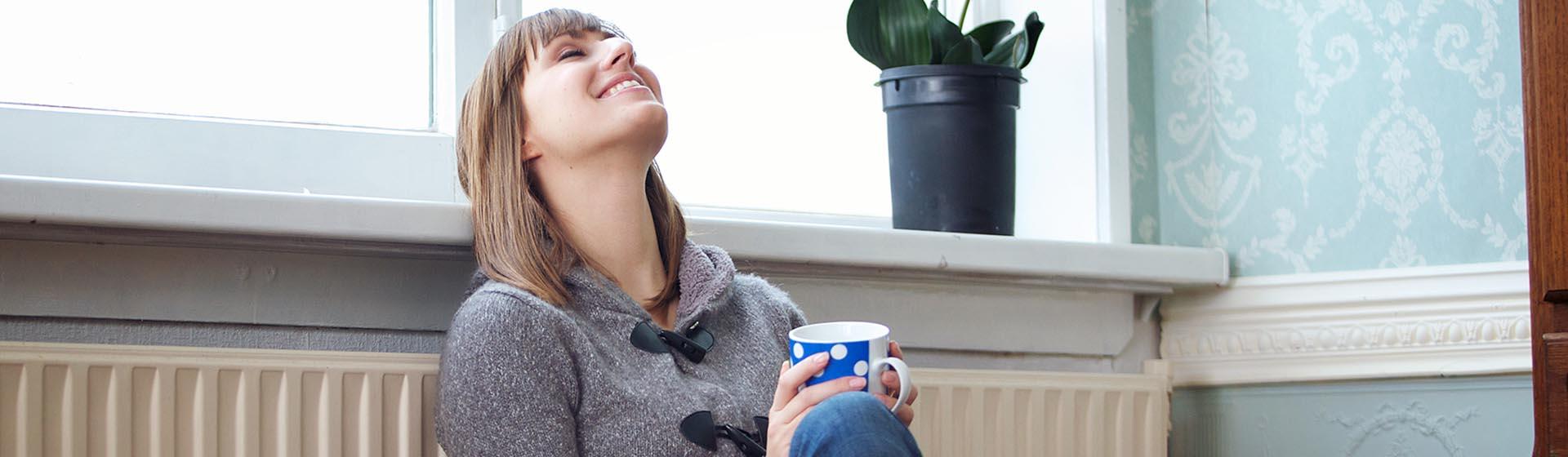 Je huis verwarmen, gezellig of gezond?