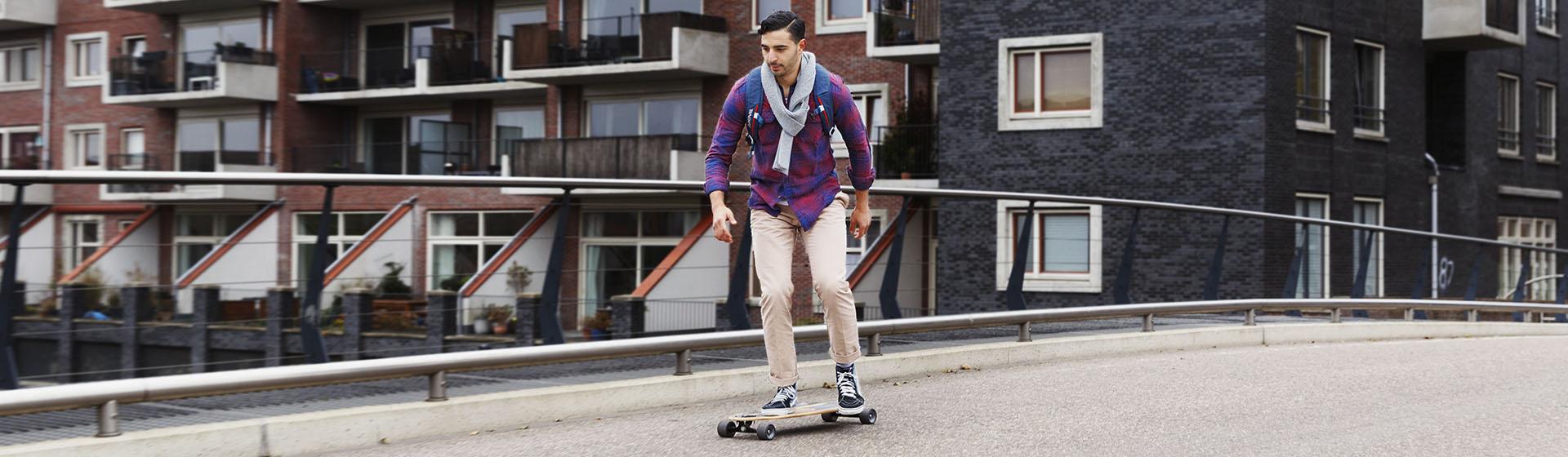 Op pad met je hoverboard? Goede kans dat je onverzekerd bent