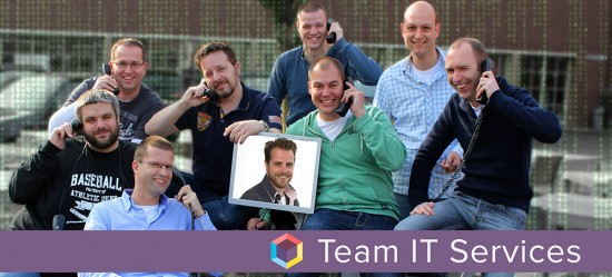 IT services team