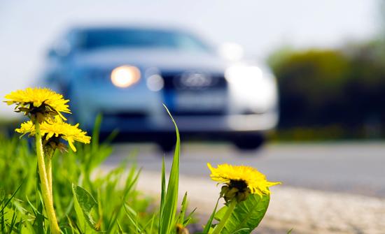 Autoschade zonder dader? Speciaal folie biedt uitkomst